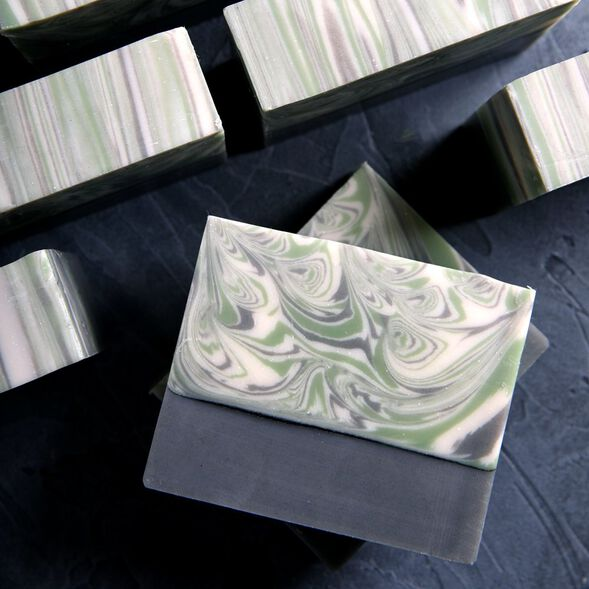Birchwood Oud Cold Process Soap Project