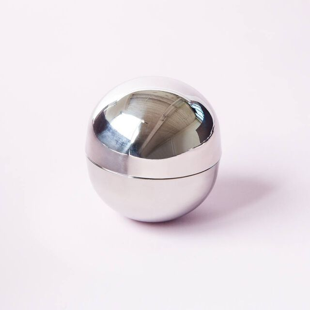 Stainless Steel Bath Bomb Mold, 2 pieces