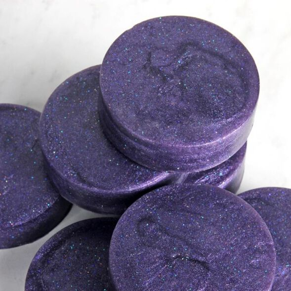 Midnight Plum Melt and Pour Soap Project