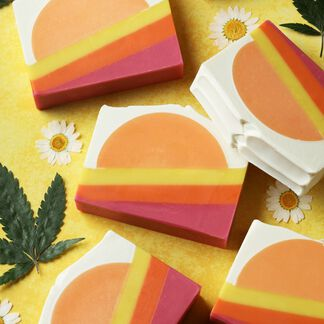 Ray of Sunshine Soap Project