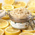 Lemon Poppy Seed Sugar Scrub Kit