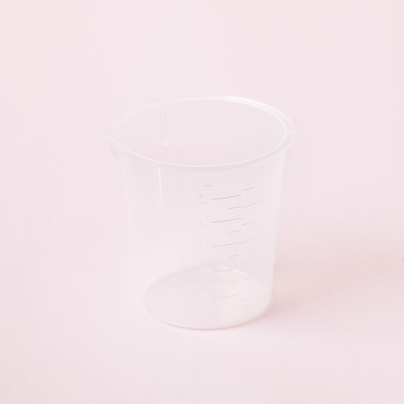 Small Plastic Mixing Cup