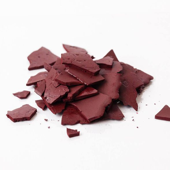 Strawberry Red Candle Dye Flakes