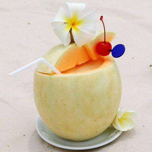 DISCONTINUED - Summer Melon Spritzer Fragrance Oil
