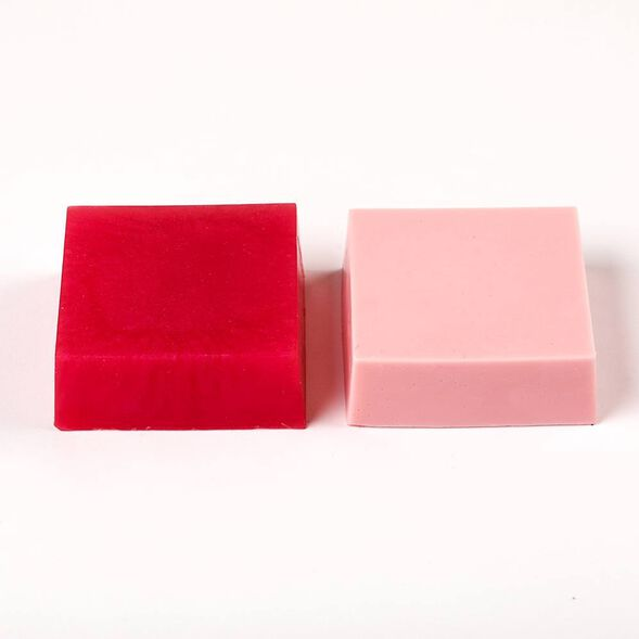 Raspberry Color Block - 1 Block