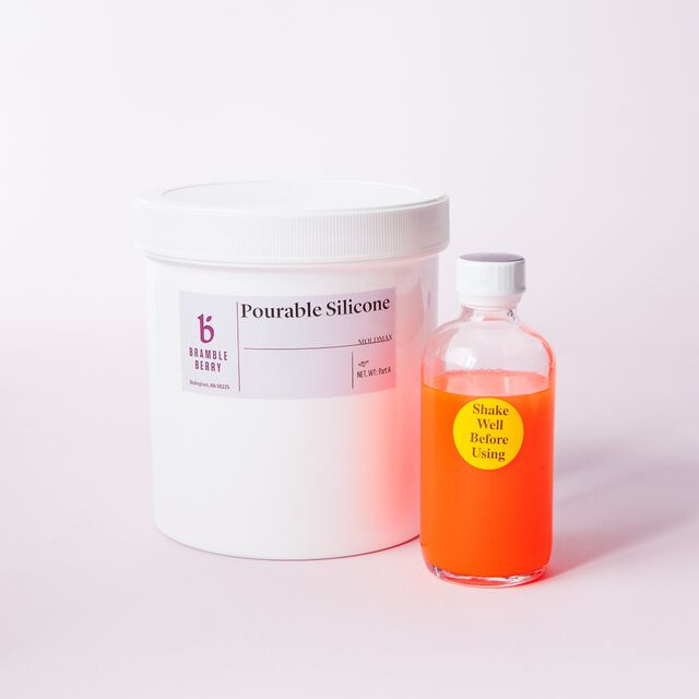 Pourable Silicone