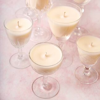 Goblet Candle Project