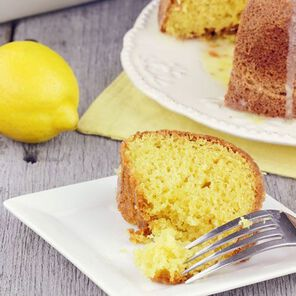 Lemon Cake Fragrance Oil - 2 oz