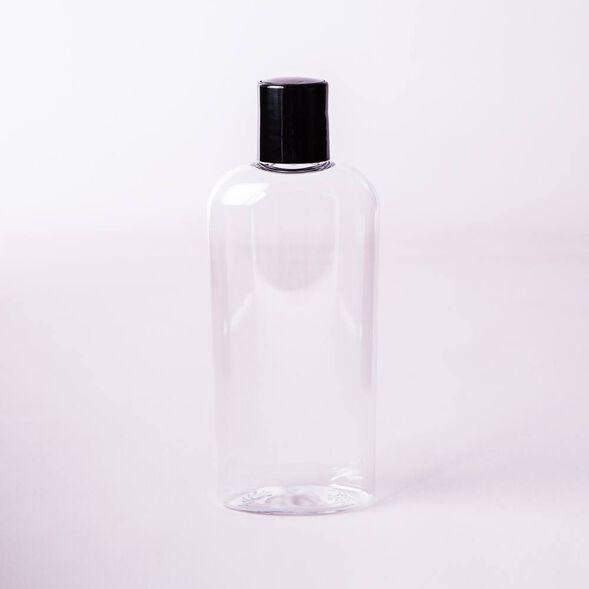4 oz Bottle with Black Disc Cap