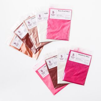 Lip-Safe Colorants Sample Pack, 1 Sampler Pack