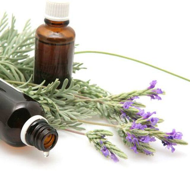 Black Amber And Lavender Fragrance Oil