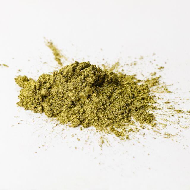 Apple Moss Green Mica