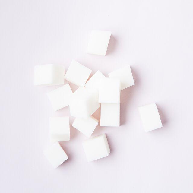 Bulk White Melt And Pour Base - 25 lbs-WHITE