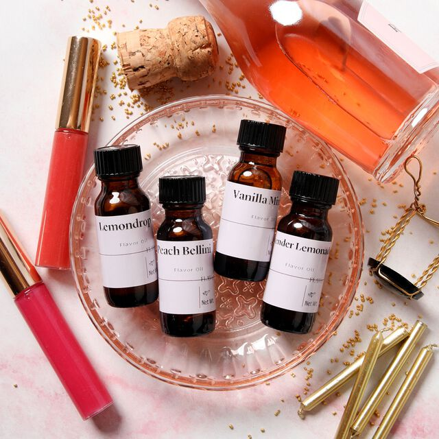 Soiree Flavor Oil Collection