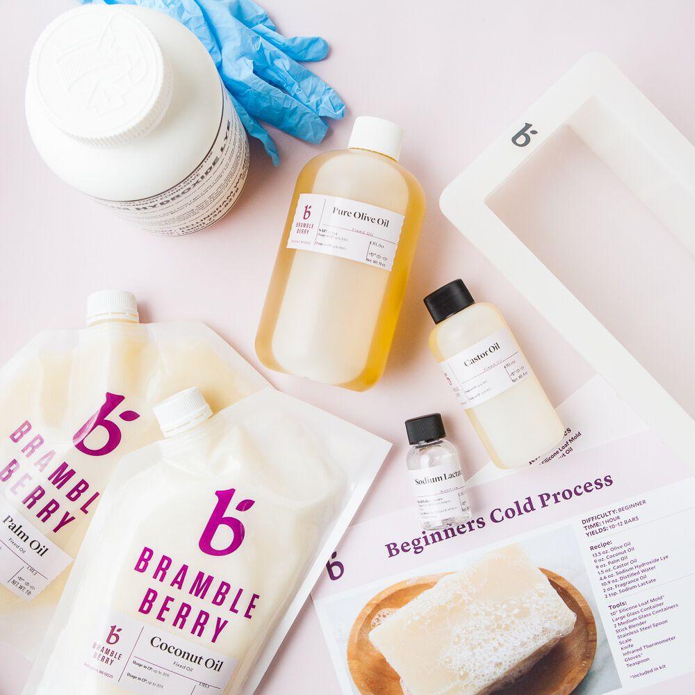 Beginner's Cold Process Soap Kit | Bramble Berry