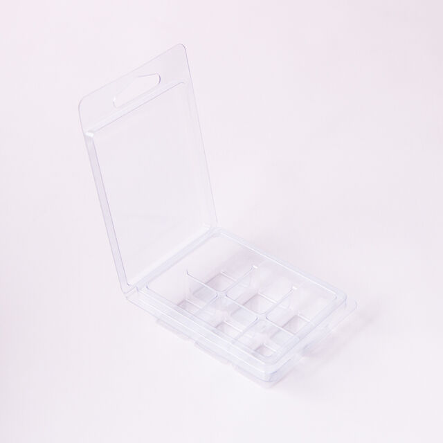 Small Cubes Mold and Package, Plastic