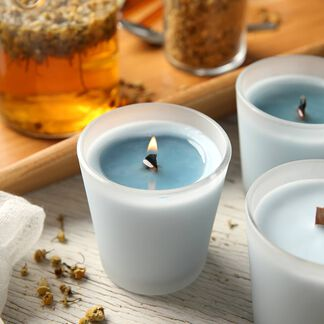 Tranquility Candle Project