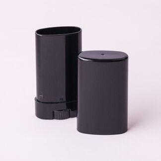 Mini Deodorant Tube - 1 Tube - Black