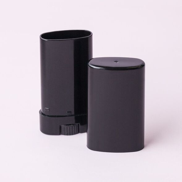 Mini Deodorant Tube - Black