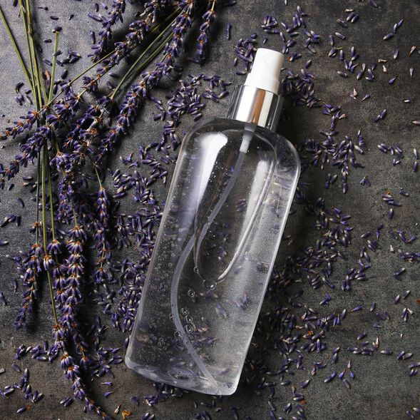 Natural Lavender Face Toner Project