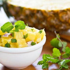 Pineapple Cilantro Fragrance Oil - Trial Size