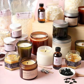 Complete Candle Collection