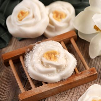 Magnolia Soap Project