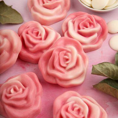 Dewy Rose Lotion Bar Project