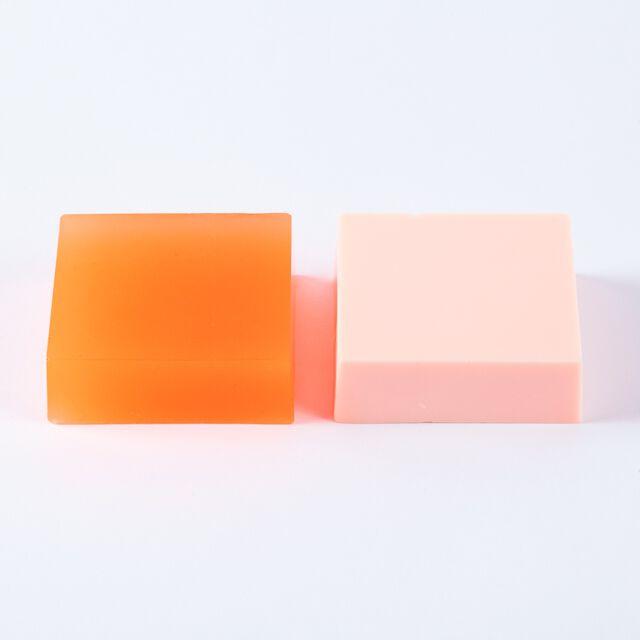 Tangerine Wow! Color Block - 1 Block