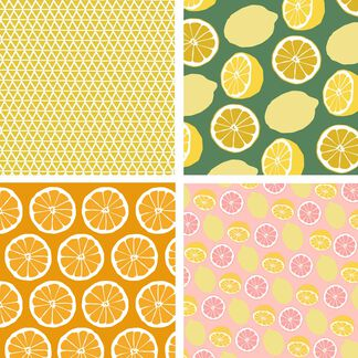 Citrus Soap Wrap - 1 Pack