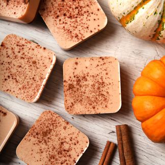 Pumpkin Pie Soap Project