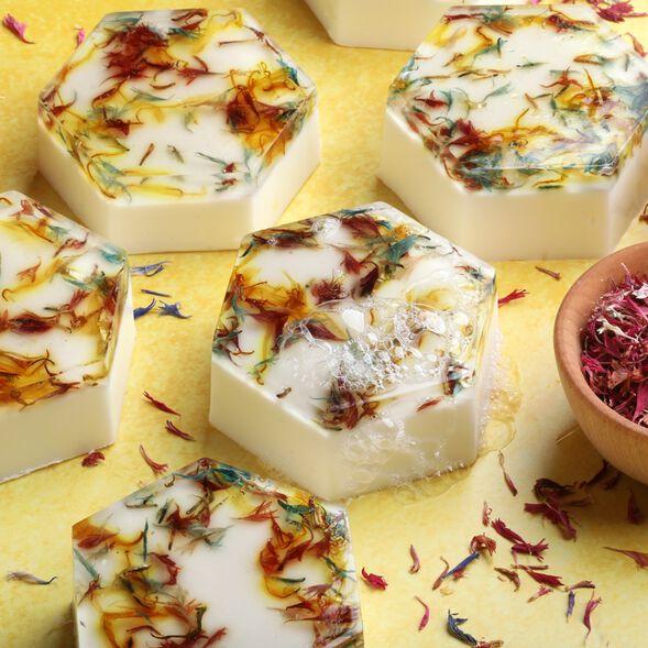 Wildflower Shea Soap Kit