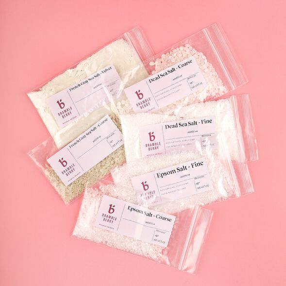Spa Salt Sampler - 1 Pack