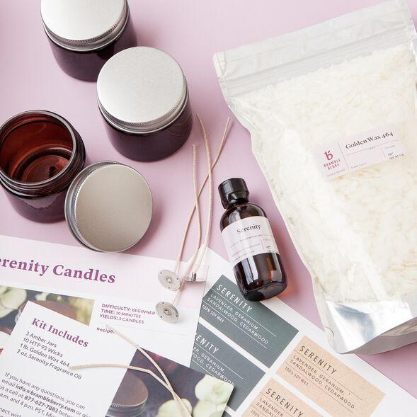 Serenity Candle Kit