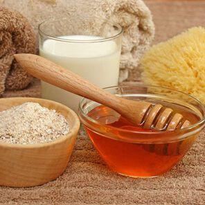 Milk & Honey Candle & Soap Fragrance - 2 oz