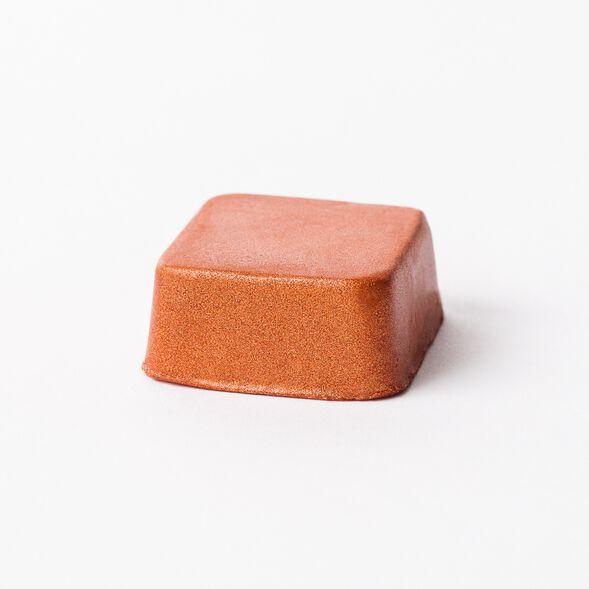 Copper Sparkle Color Block