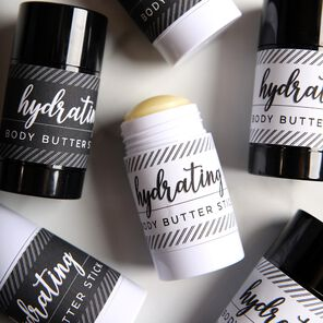 Hydrating Body Butter Sticks Project