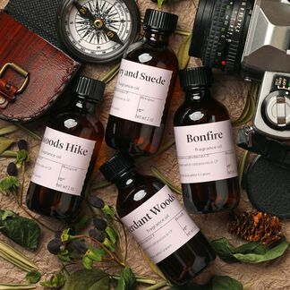 Adventurer Fragrance Collection