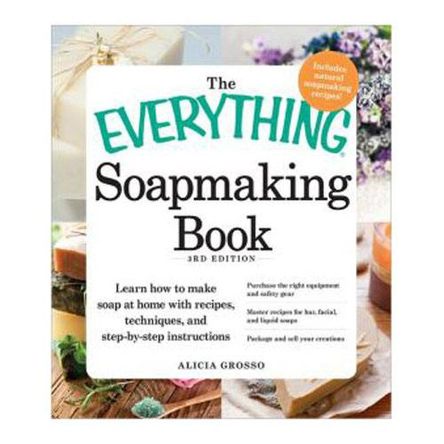 The Everything Soapmaking, 3rd Edition, 1 Book