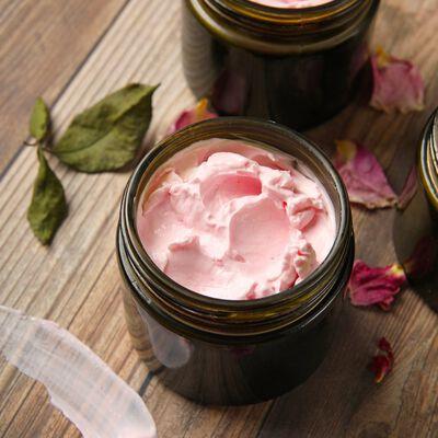 Rose Body Cream Project