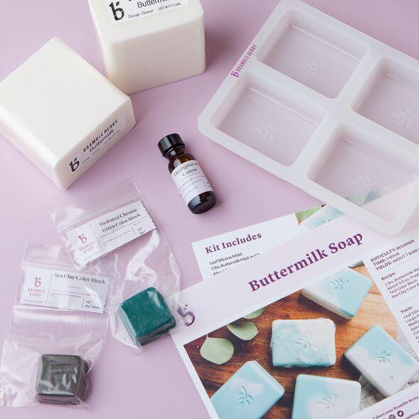 Buttermilk Soap Kit
