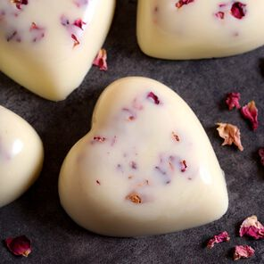 Heart Lotion Bars Project