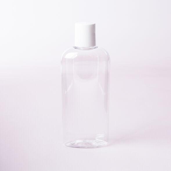 4 oz Bottle with White Disc Cap