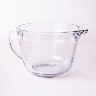 2 Quart Glass Mixing Bowl