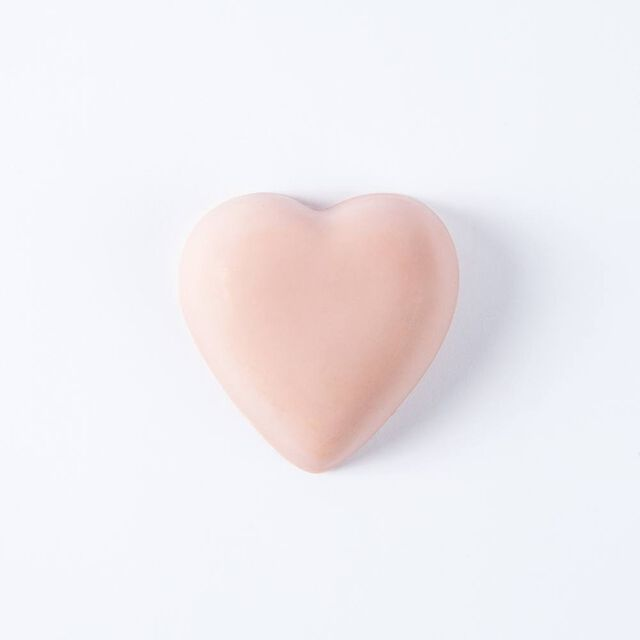 6 Cavity Heart Silicone Mold