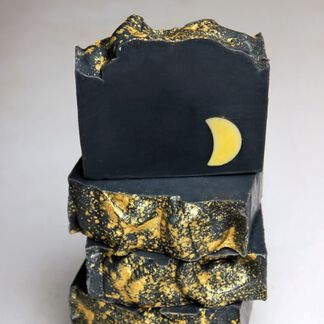 Crescent Moon Soap Project