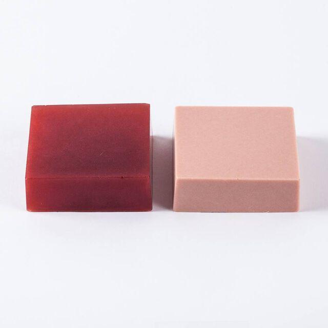 Merlot Sparkle Color Block - 1 Block
