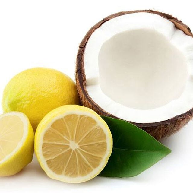 Coconut Citrus Sorbet Fragrance Oil