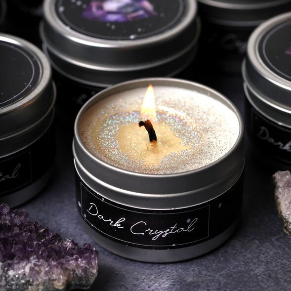 Dark Crystal Candle Kit