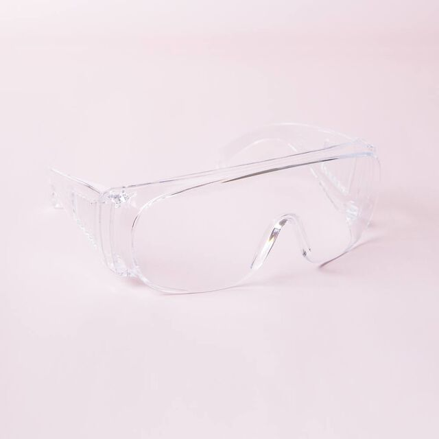 Soap Making Goggles - Over the Glasses Goggles